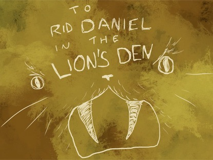 DAN AND THE DEN