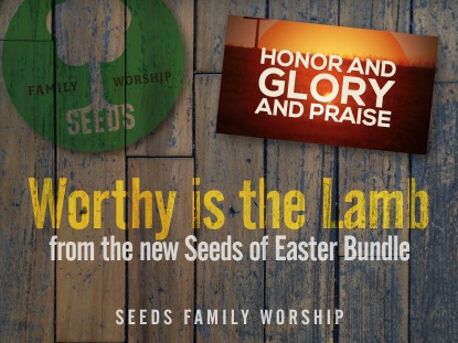 WORTHY IS THE LAMB: REV 5:12