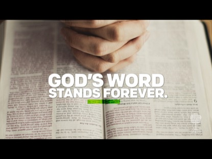 THE WORD OF THE LORD (1 PETER 1:24-25)