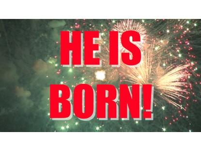 He Is Born | Singin' Praise Kids | Song Tracks | WorshipHouse Kids