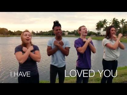 EVERLASTING LOVE (JEREMIAH 31:3)