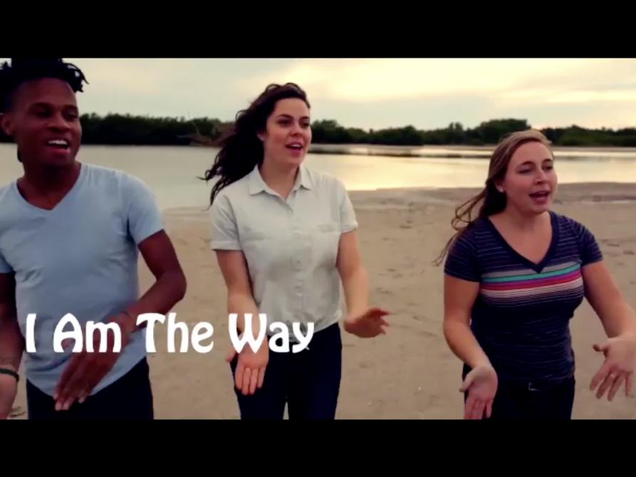 I AM THE WAY (JOHN 14-6)