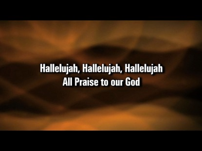 O FOR A THOUSAND (HALLELUJAH)