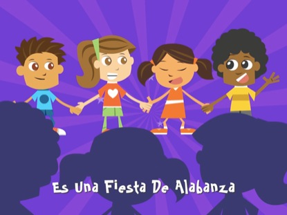 FIESTA DE ALABANZA (PRAISE PARTY)