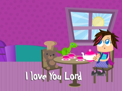 I LOVE YOU LORD