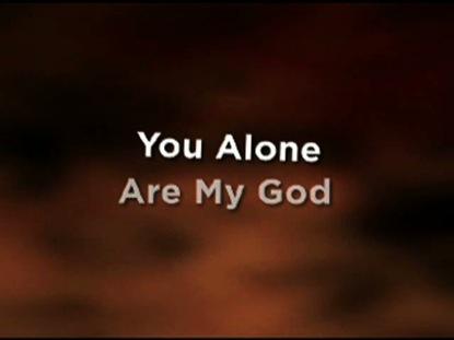 YOU ALONE