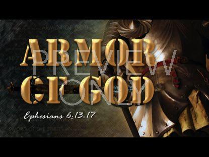 ARMOR OF GOD STILL