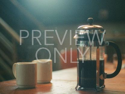 FRENCH PRESS MORNING