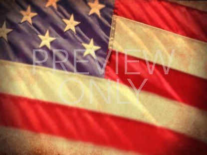 AMERICAN FLAG VINTAGE STILL