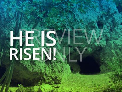 EMPTY TOMB - HE IS RISEN STILL