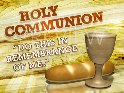 HOLY COMMUNION STILL 1
