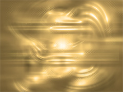 BUBBLY BACKGROUND GOLD