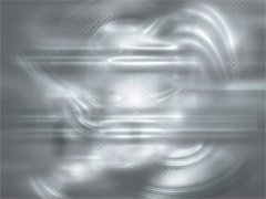 BUBBLY BACKGROUND SILVER