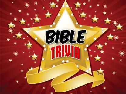 BIBLE TRIVIA 1