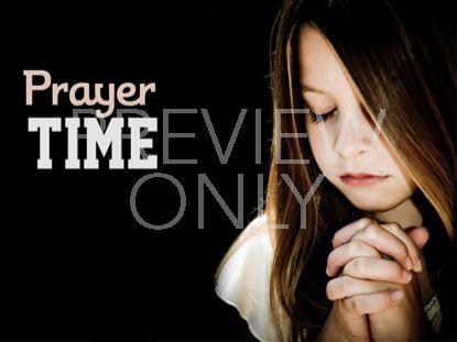 PRAYER TIME 1