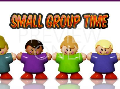 SMALL GROUP TIME 1