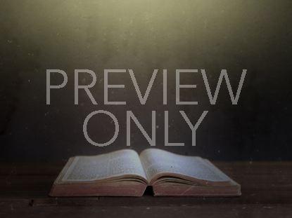 OPEN BIBLE STILL 3