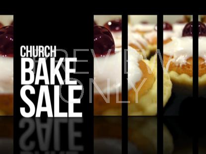 ANNOUNCEMENTS 01 CHURCH BAKE SALE STILL