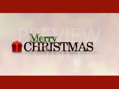 CHRISTMAS 02 MERRY CHRISTMAS STILL