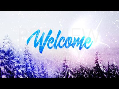 CHRISTMAS 02 WELCOME STILL