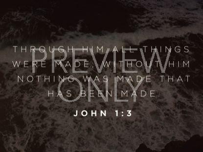 CREATION 01 SCRIPTURE STILL