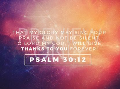 I AM THANKFUL YOU ARE SCRIPTURE STILL