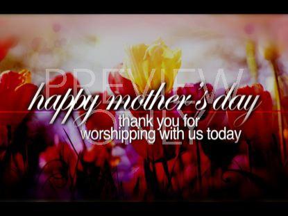 MOTHER'S DAY 01 CLOSING LOOP STILL