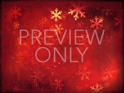 CHRISTMAS CELEBRATION MANGER RED 1
