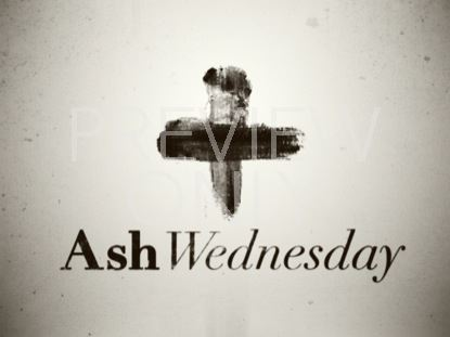 ASH WEDNESDAY TITLE STILL