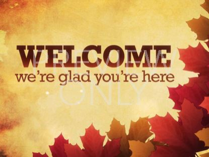 AUTUMN WELCOME 01