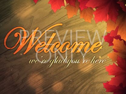 AUTUMN WELCOME 02