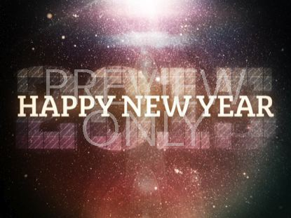 BRIGHT SQUARES NEW YEAR 2015