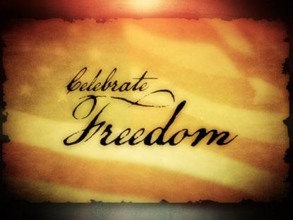 CELEBRATE FREEDOM STILL