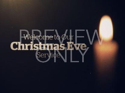 CHRISTMAS EVE CANDLELIGHT STILL
