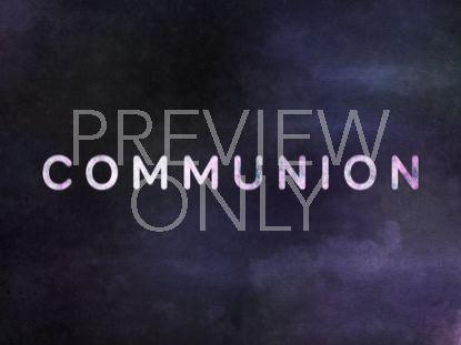 GLORIOUS COLORS COMMUNION