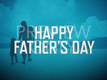 HAPPY FATHER'S DAY BLUE 02 STILL