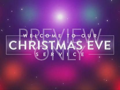 JOYFUL LIGHTS CHRISTMAS EVE