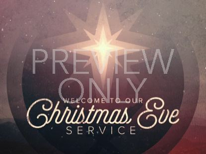 MODERN RETRO CHRISTMAS EVE TITLE 01