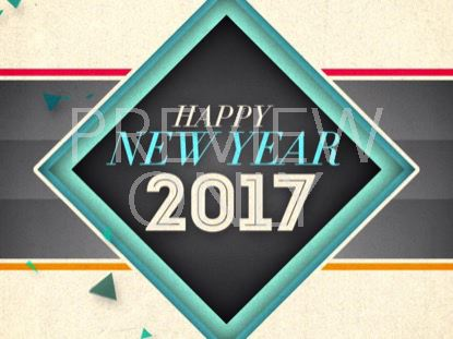 NEW GEOMETRIC NEW YEAR 2017