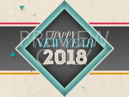 NEW GEOMETRIC NEW YEAR 2018