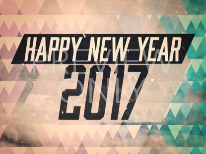 NEW TRIANGLES NEW YEAR 2017