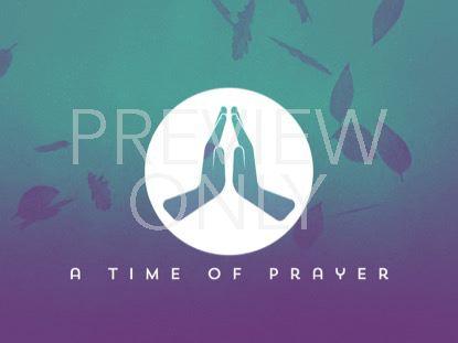 PAINTED AUTUMN PRAYER