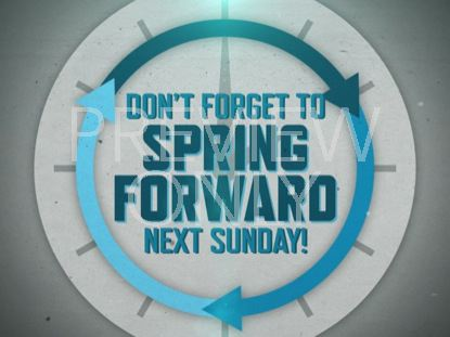 SPRING FORWARD 02 STILL