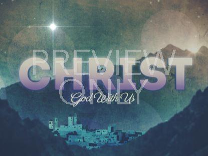SUBTLE ADVENT CHRIST STILL
