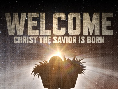 SUBTLE CHRISTMAS WELCOME
