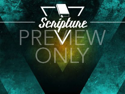 SUMMER SHAPES SCRIPTURE