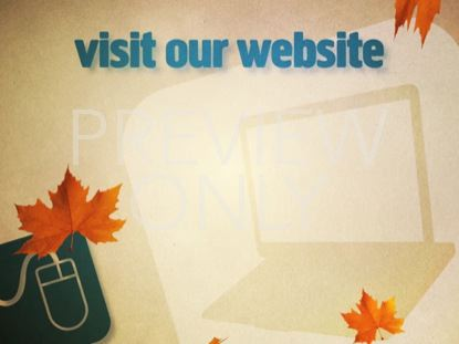 VISIT OUR WEBSITE FALL