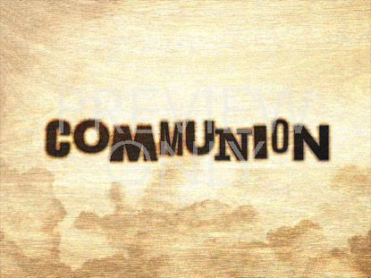 WOODEN SKY COMMUNION