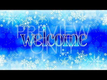 FLAKY WELCOME