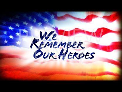 USA REMEMBER STILL
